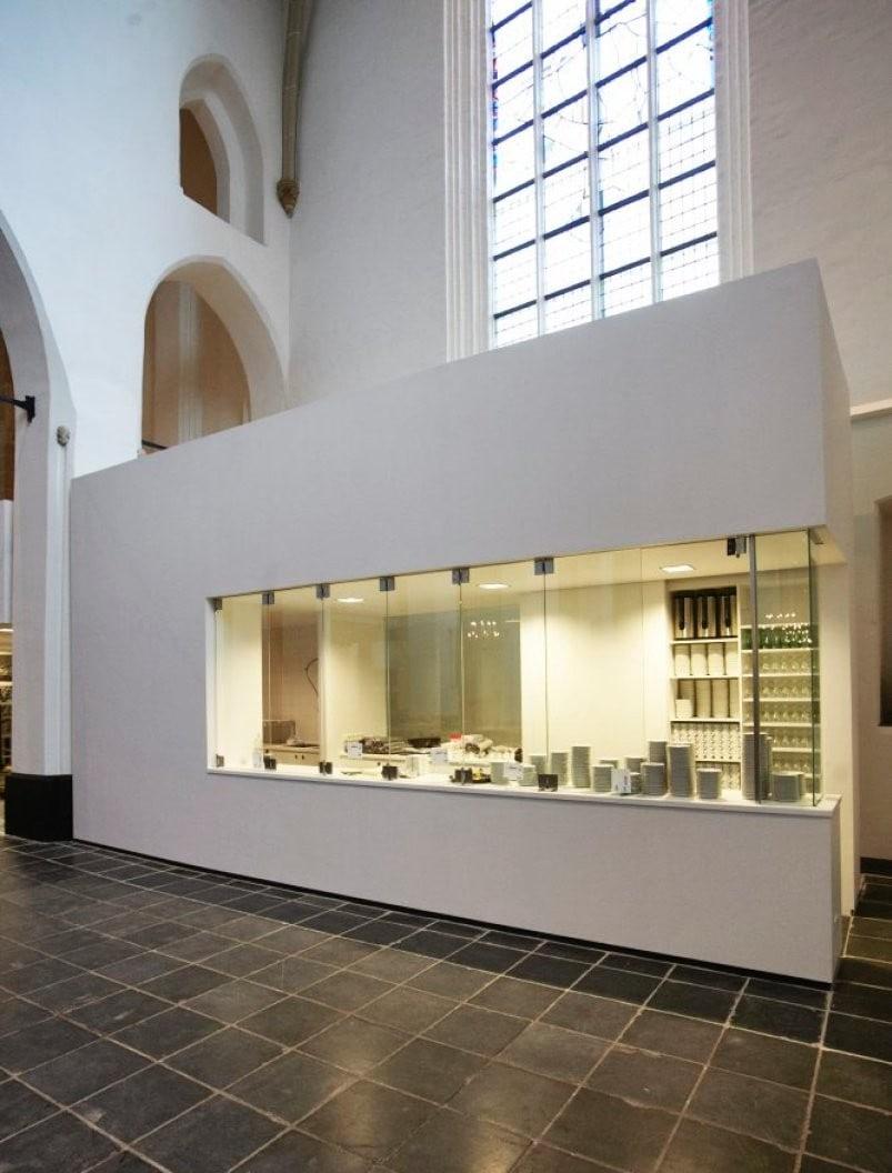 Buffet Sint-Joriskerk Amersfoort