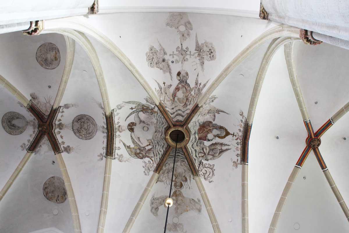 Koepel Hemelgat Sint-Joriskerk