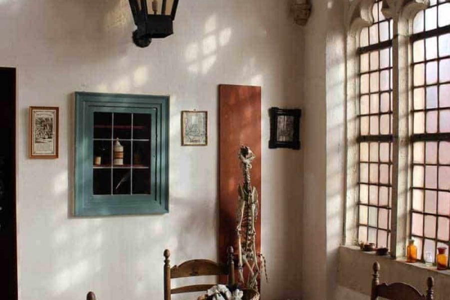 Historie kamer Sint-Joriskerk Amersfoort