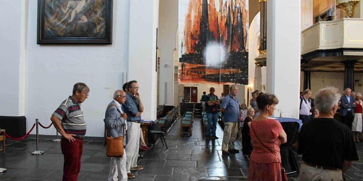 Expositie Sint-Joriskerk Amersfoort