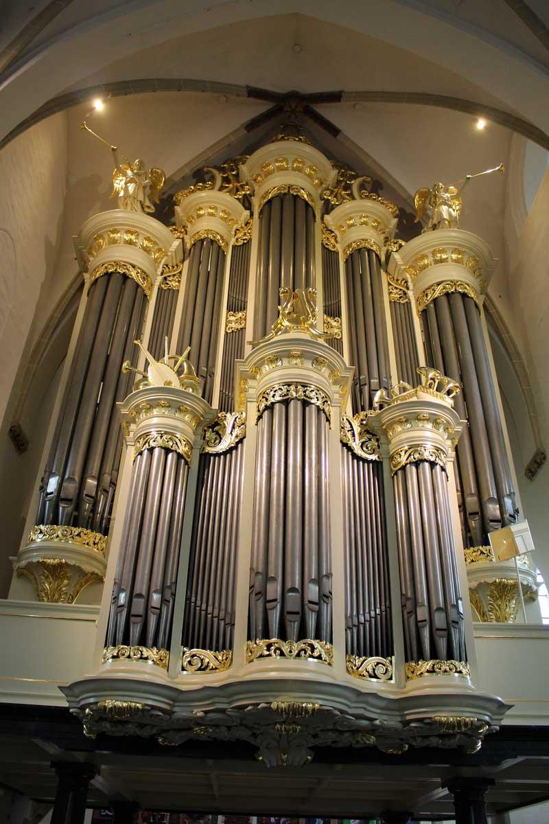 Orgel Sint-Joriskerk Amersfoort