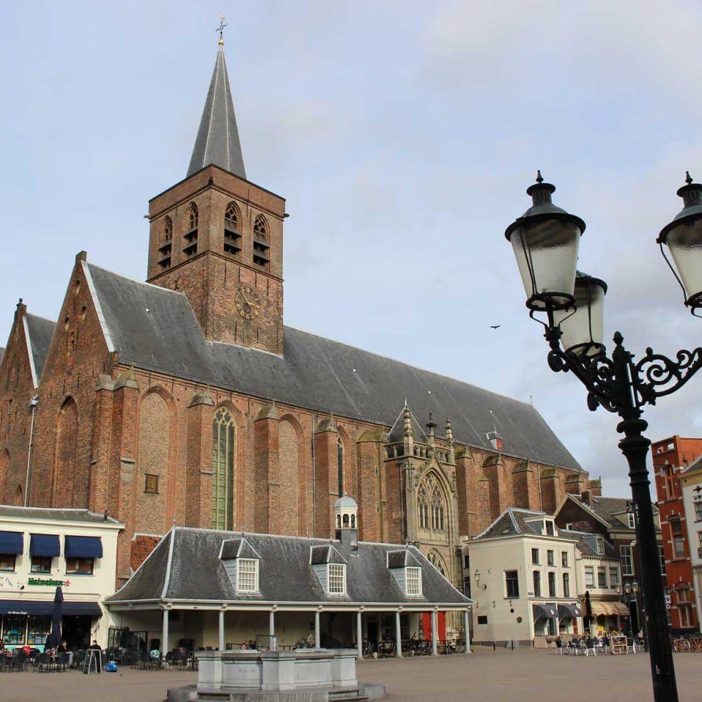 Buitenfoto De Hof Sint-Joriskerk Amersfoort
