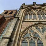 Foto van voorkant Sint-Joriskerk Amersfoort