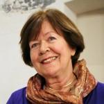 Annet van Goor spreekt op Kerkenbeurs