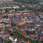 Sint-Joriskerk ingesproken vanwege autoluwe binnenstad Amersfoort